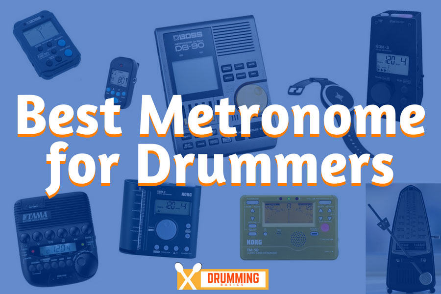 Best Metronome for Drummers [2020 Update]