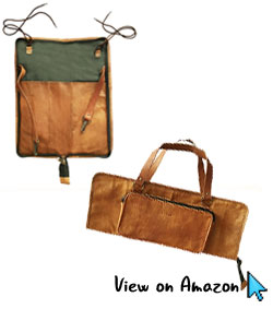 WerKens Hand Made Genuine Leather Drumstick Bag