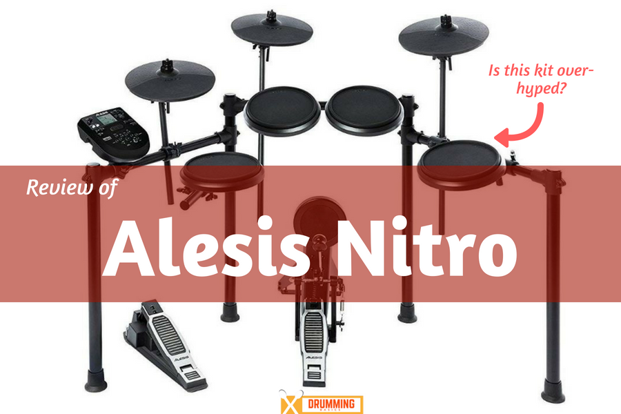 Alesis Nitro Kit Review