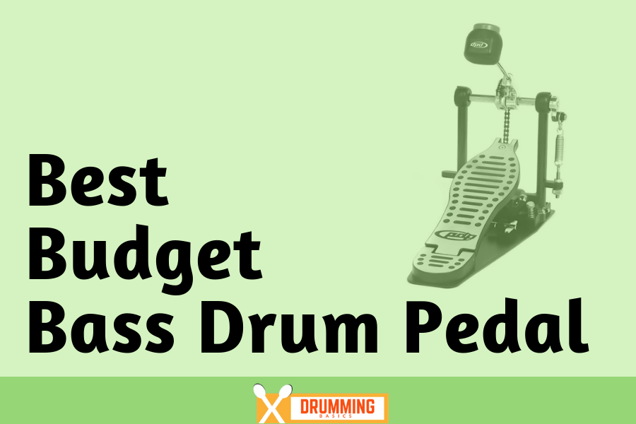 Best Budget Bass Drum Pedal