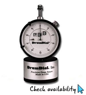 DrumDial Drum Tuning Device