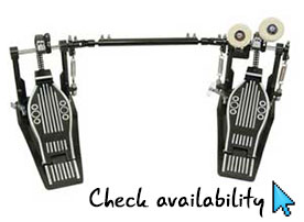 Signature Music Pro 7199 Double Bass Drum Pedal