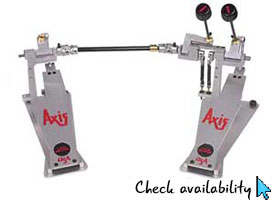 Axis Longboards X Double Bass Pedal (Axis X2)